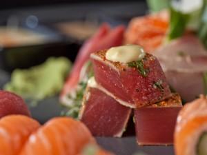 oishii sashimi