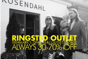 Gode tilbud i Ringsted Outlet