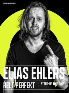 """Elias Ehlers """"HELT PERFEKT"""""""