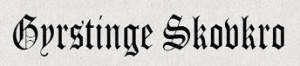 gyrstinge skovkro logo