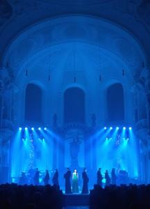 Ekstra koncert med Gregorian