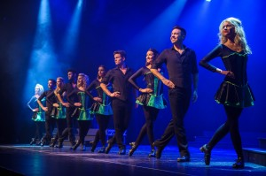 Spektakulær irsk underholdning