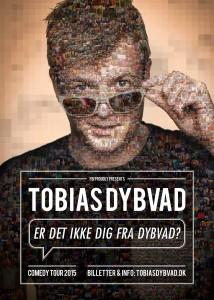Tobias Dybvad – ekstra show