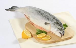 Fisk på italiensk