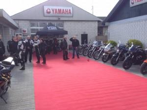 Masser af motorcykler