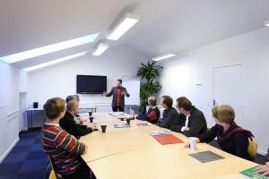 Hjælp til nye iværksættere