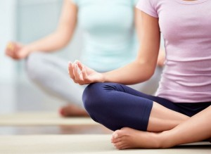 Ny start med meditation