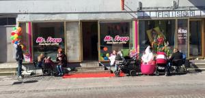 Ny butik med lækkerier