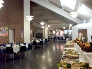 ringsted kongrescenter foyer