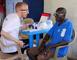 Briller til Ghana