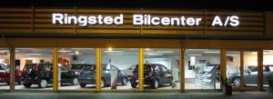 ringsted bilcenter