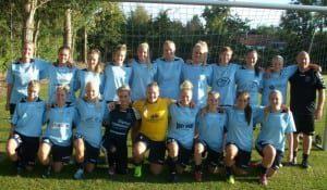 Seniorholdet 2013