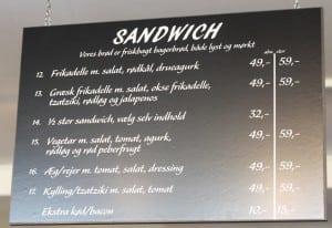 Sandwich Baren