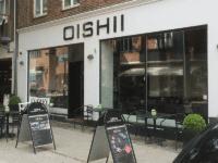 Oishii flytter