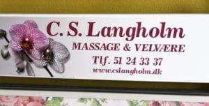 C. S Langholm Massage & Velvære