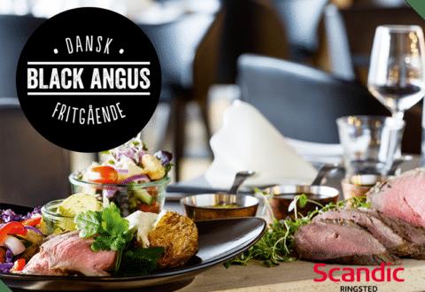 Nyd dansk Black Angus oksekød