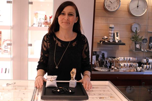 Smukke smykker og unikke ure