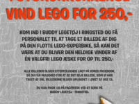 LEGO fotokonkurrence