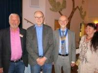 Stort Rotarymøde i Dianalund