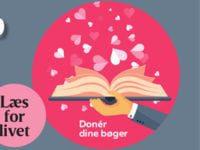 Doner bøger til Læs for Livet
