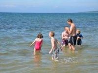 Udsatte børn og unge på sommerlejr