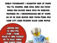 LEGO konkurrence hos Buddy