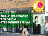 Sjov med Sparekassen Sjælland