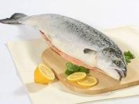 350 skolebørn tilbereder fisk