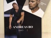 Vind 2 billetter til Andreas Bo