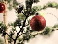 Vind en kurv med lækkert juleguf
