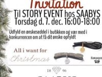 Story Event hos SAABYS