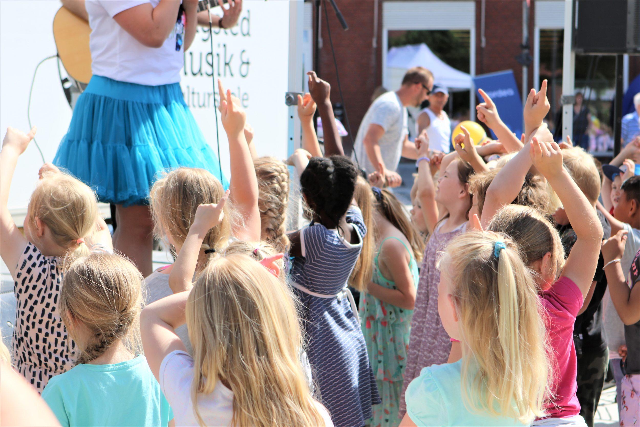 SommerSjov for børn og barnlige sjæle
