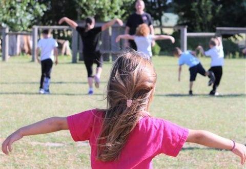 Læring gennem leg i Ninja Land