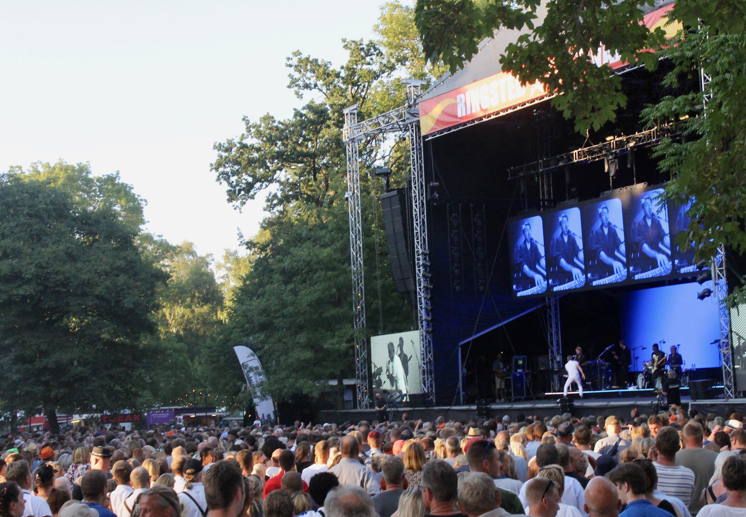 Skriv dig på venteliste til Ringsted Festival 2022!