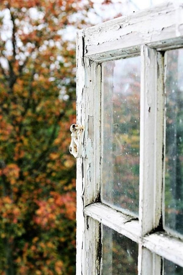 Beskidte vinduer?