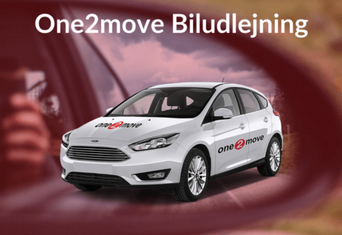 Foto: One2move Biludlejning