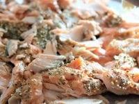 Glæd dig til retter som hvidvinsmarineret laks, når Italy & Italy serverer ugens tirsdag-onsdag-tilbud. Foto: ABW