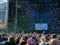 Spejderbevægelsen oplever det højeste antal medlemmer i mange år. Foto: Spejdernes Lejr 2017 havde deltagelse af mere end 35.000 spejdere. Fotograf: Heine Dransfeldt