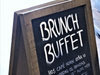 Prøv Café Korns brunchbuffet i vinterferien