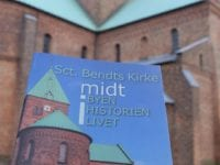 Ringsted Sogn - Bogreception - Jubilæumsskriftet om Sct. Bendts Kirke. PR.foto