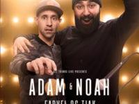 Farvel og Tjak! Adam & Noah takker af for denne gang