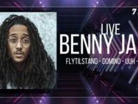 Foto: Benny Jamz Live / Infinity Club
