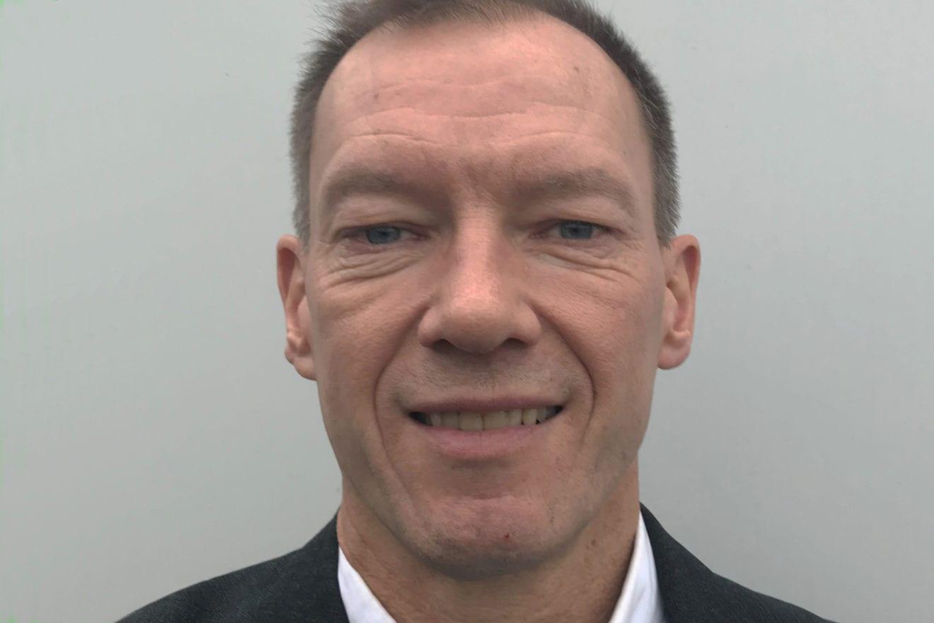 Ivar Sande er ny chef for Vej- og Ejendomscentret i Ringsted Kommune