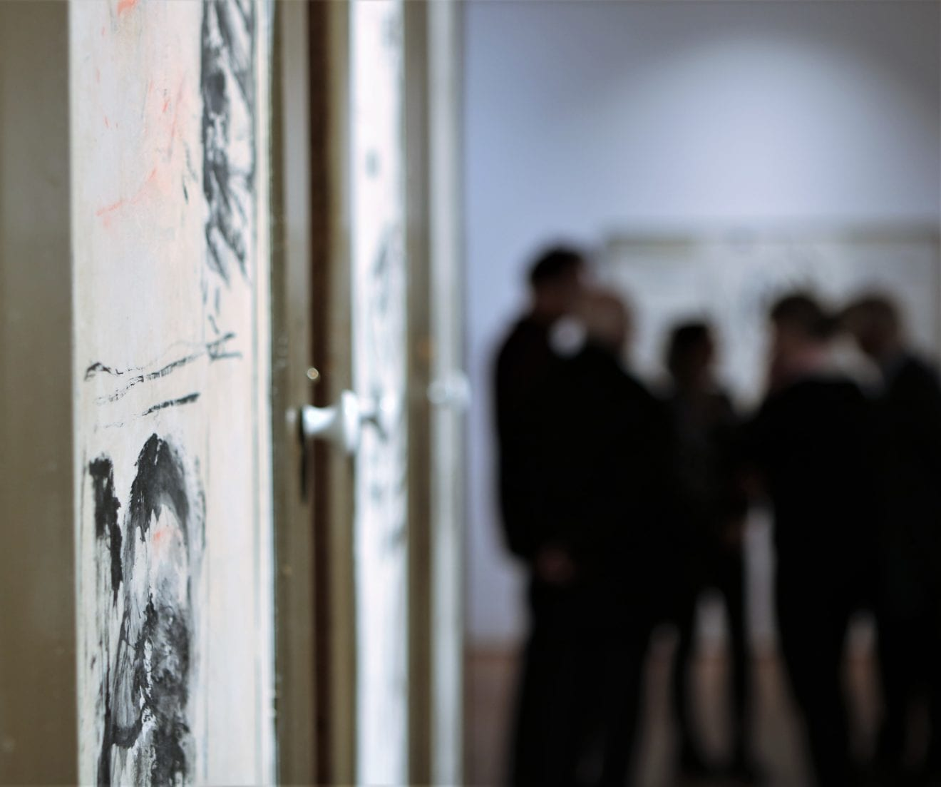 Nyt kunstnermiljø i stort atelier