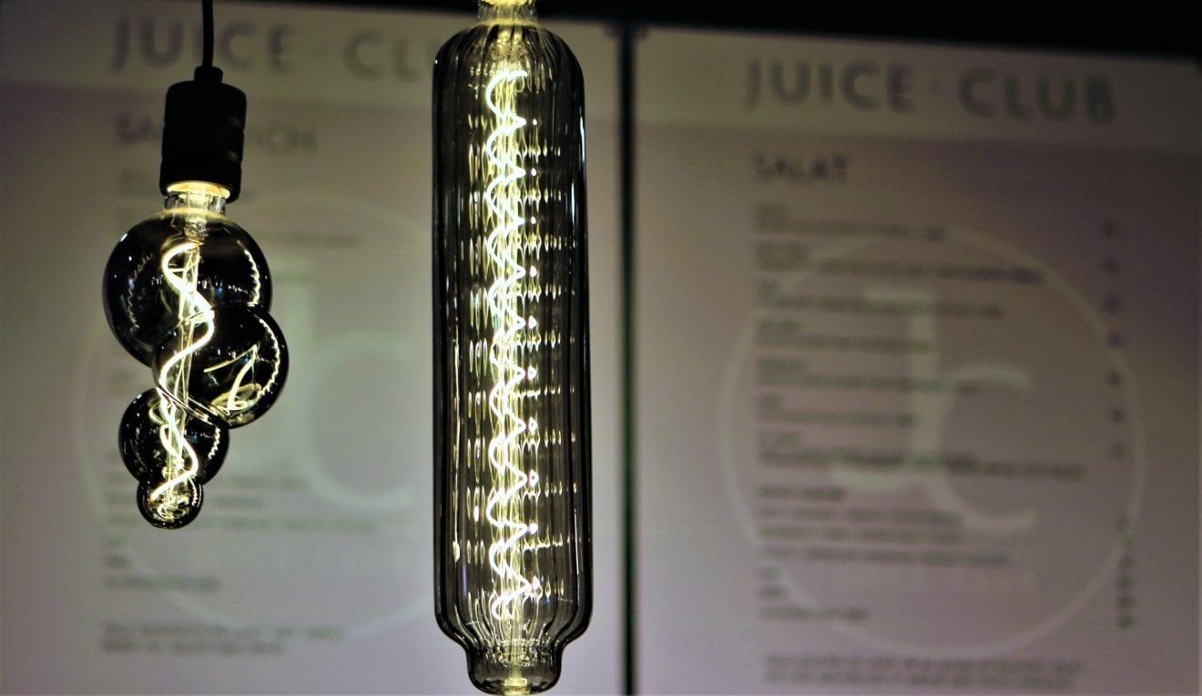 Den sunde juice må vente