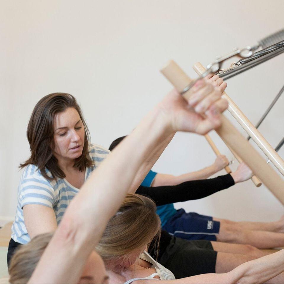 Nyheder hos Pilates B