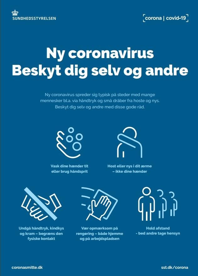 Coronavirus: Seneste nyt