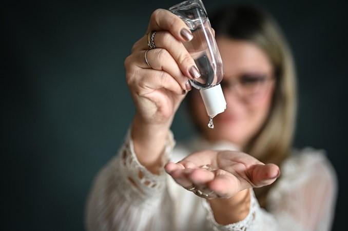Hjemmelavet hånddesinfektion tilbagekaldes