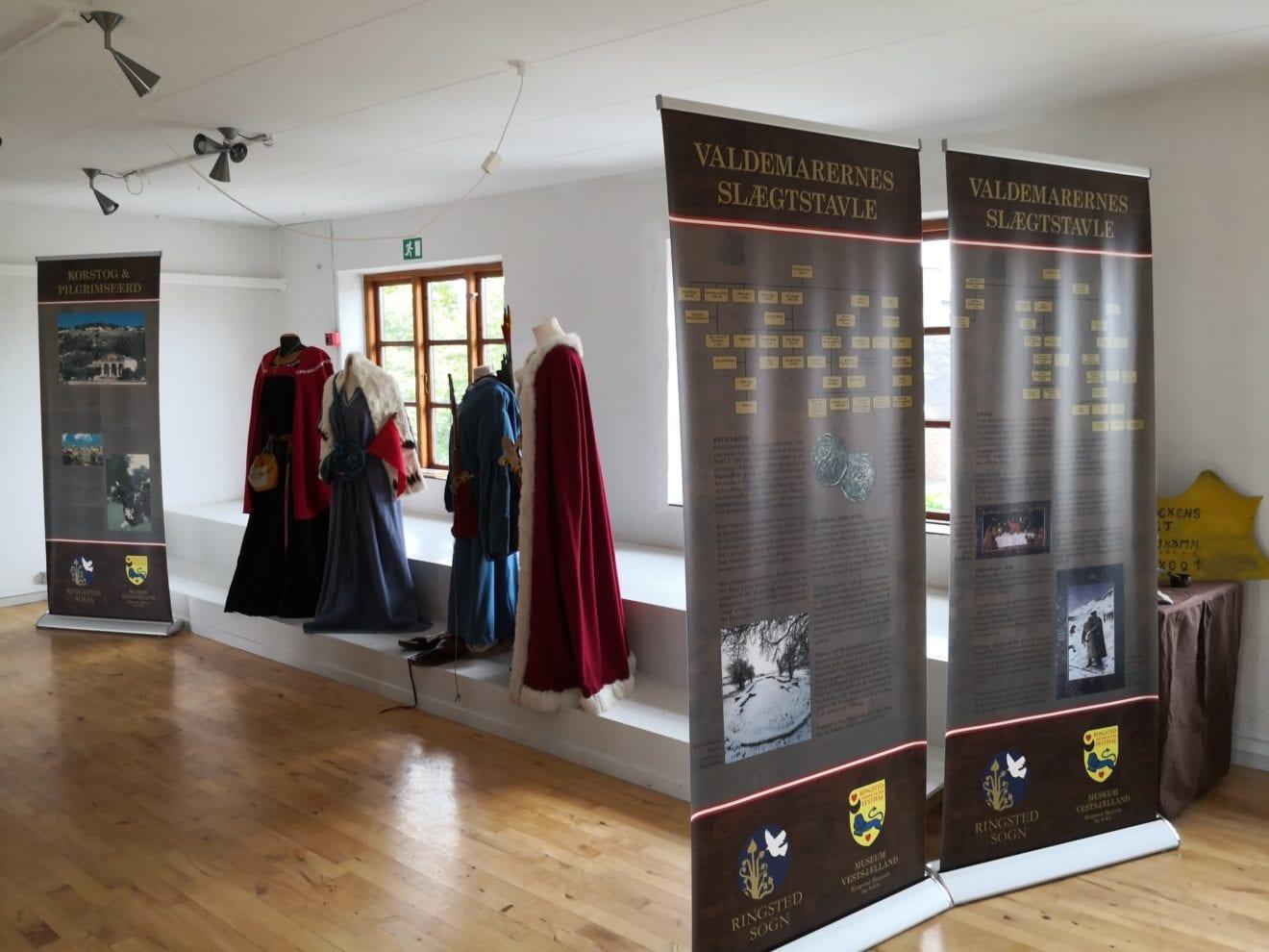 Ringsted Museum & Arkiv åbner ekstra særudstilling