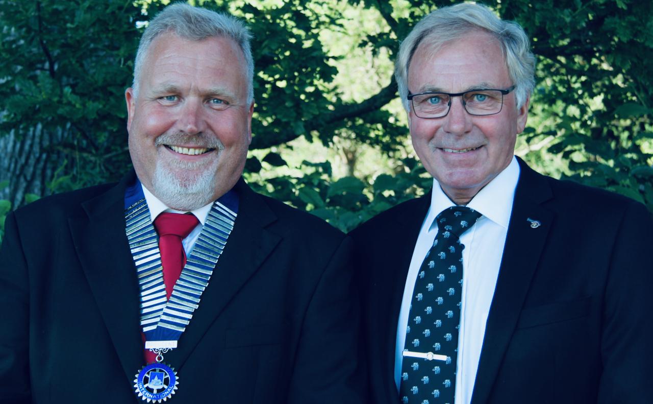 Jan Vestergaard er ny præsident